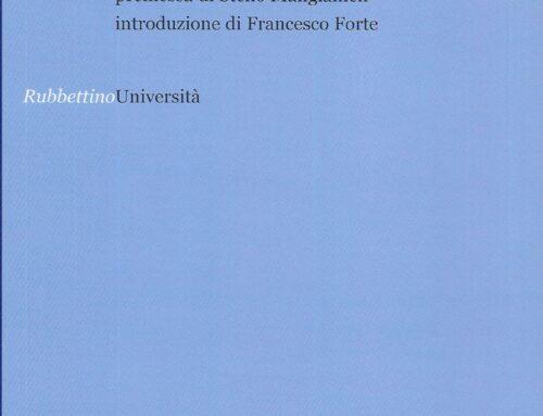Amministrazione Pubblica: dall'egoismo alla competizione, Fabrizio Tuzi, Rubbettino Università